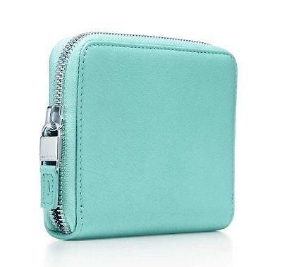 Purses Tiffany & Co Teal Blue