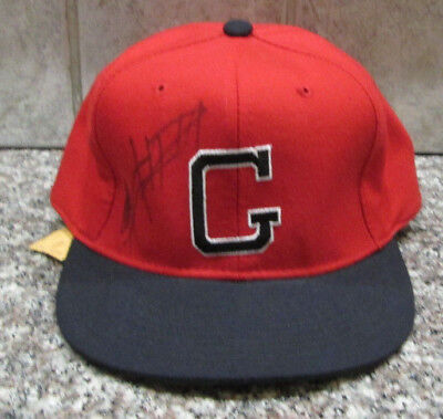 RARE KENDRELL BELL AUTO SIGNED GEORGIA BULLDOGS CAP PITTSBURGH STEELERS