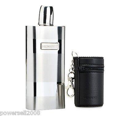 Колбы Silver Stainless Steel 12OZ Portable
