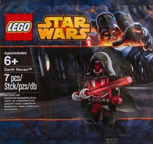 New Lego Star Wars Knights of the Old Republic Collection +Revan