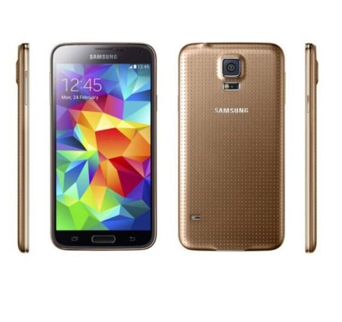 Samsung Galaxy S5 S-5 G900V (Verizon)Unlocked Smartphone Cell Phone Page Plus c