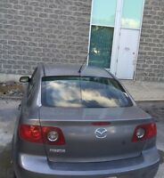 2005 Mazda3 with 2L engine