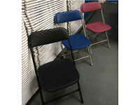 Quality folding chairs for sale - BULK discounts