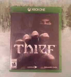Thief for Xbox one $15.00
