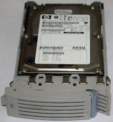 Ultra160 Scsi Hard Disk Drive - Compaq HP 36.4GB 36GB Ultra160 SCSI Hard Disk Drive in great condition