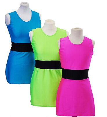 1960'S LYCRA MINI DRESS/THE POWERPUFF GIRLS Costume ALL AGES/3 Colours](The Powerpuff Girls Costumes)