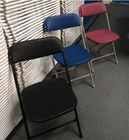 4 ikea herman chair red in hornsey london gumtree