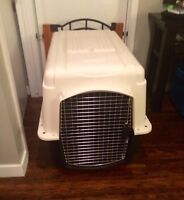 Large Petmate kennel airline safe
