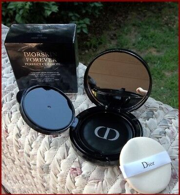 Diorskin Forever Perfect Cushion SPF 35  by Christian Dior #010 Ivory #020 Beige