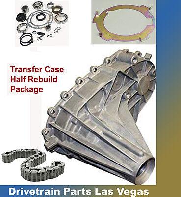 OEM GM Chevy NP261XHD NP263XHD Transfer Rear Case Half HD T Case Saver Kit Chain