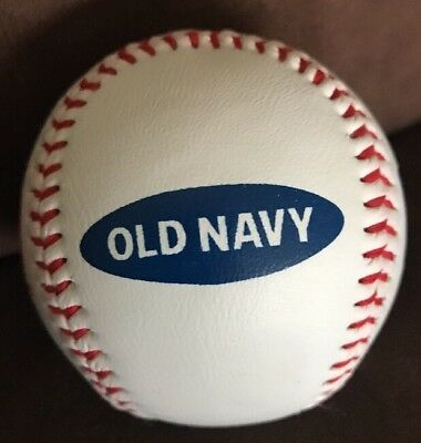 OLD NAVY CLOTHING STORE MLB PROMOTION ADVERTISING BASEBALL RARE PROMO BALL