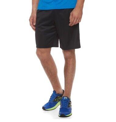 Tek Gear Mens Shorts Extra Large XL NWT Athletic Training Sports Black