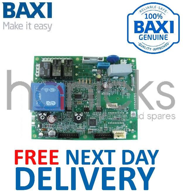 Baxi Platinum Combi 40 HE A PCB 7690353 5122287 Genuine Part Free Del NEW