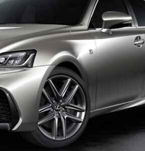 Look for 2017 Lexus is300 rims and Winter tires