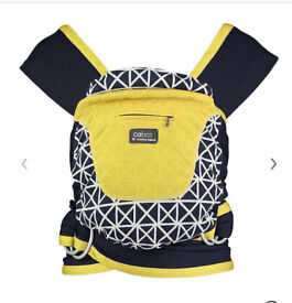 Caboo baby sling carrier