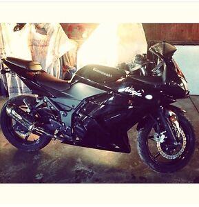 Kawasaki ninja 250 need gone!
