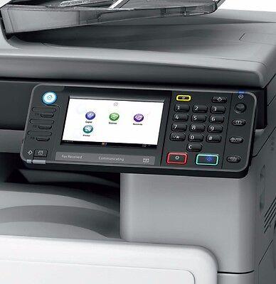 Ricoh Mp 301spf Monochrome Laser - Fax Copier Printer Scanner