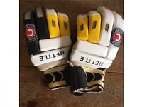 Hunts County Mettle Batting gloves