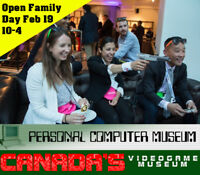 Family Day Open House Personal Computer Museum