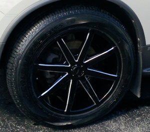 "Mags 20"" avec pneus/with tires"