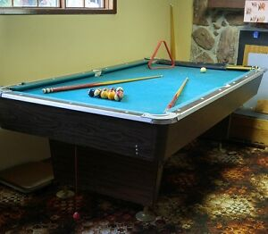 Pool table to give away