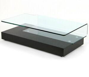 $400 OBO GLASS COFFEE TABLE