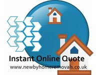 Free..Simple Easy Local to Europe Online Quote (Cheap Removals, Man and Van hire)
