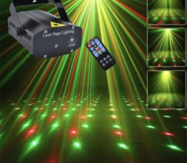 Party lights for hire, disco, strobe, lasers wedding lights, 21st 40th
