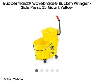 Bucket commercial cleaning