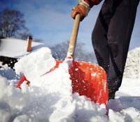 HAND SHOVEL - SNOW REMOVAL - MISSISSAUGA