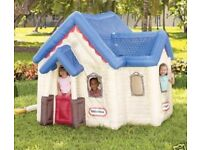 Little tykes inflatable Victorian playhouse