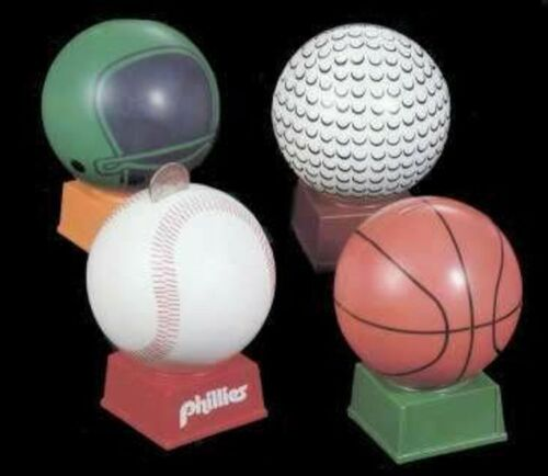 Sports Banks, Trophy, Injection Molds