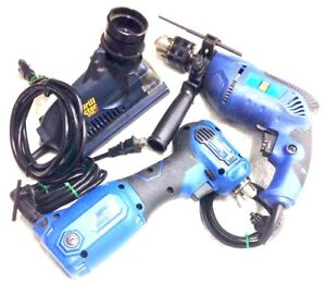 ELECTRIC DRILL COMBO