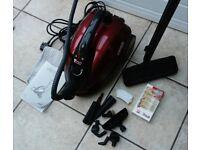 POLTI Vaporetto Comfort Steam Cleaner - used twice