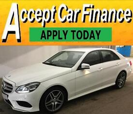 Mercedes-Benz E220 AMG Line FROM £93 PER WEEK!