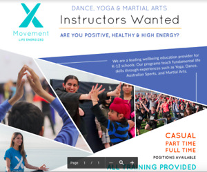 Fitness Instructors to Get Active With Children & Youth