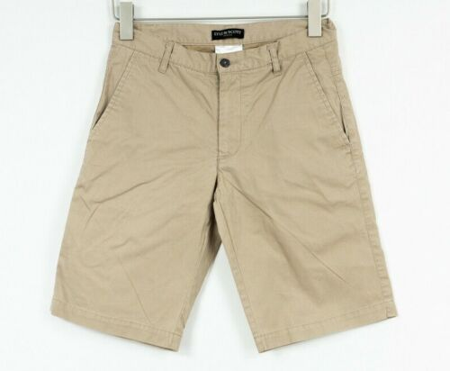 Lyle and Scott Shorts Beige Chino Mens Size 28