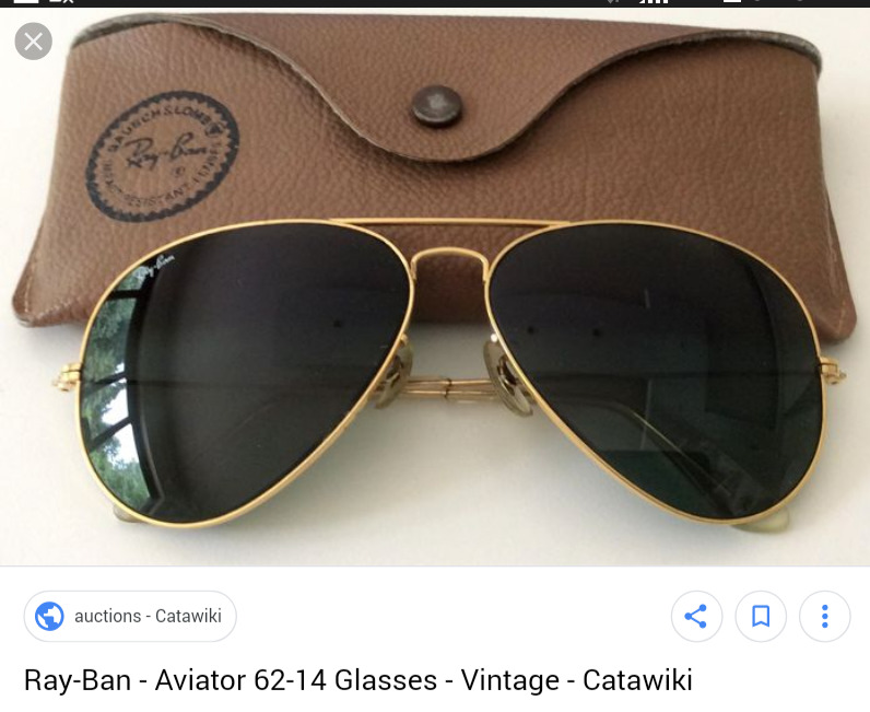 e3c8b72396 Description. I wanted an authentic Ray ban or Branded aviator sunglasses.
