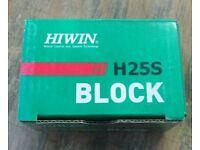 Original Hiwin MGW15C linearführungsschiene 140mm