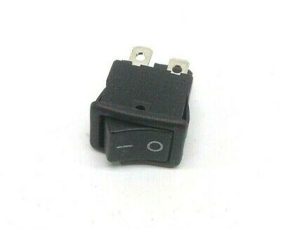 Cherry LR Series Panel Mount Snap In On/Off Rocker Switch 10(4)A 250V~T125/55  Panel Mount Rocker Switch