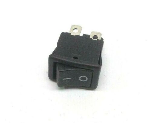 Cherry LR Series Panel Mount Snap In On/Off Rocker Switch 10(4)A 250V~T125/55