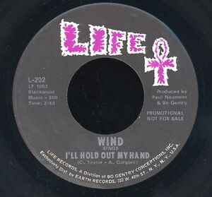 WIND-Ill-Hold-Out-My-Hand-unplayed-1969-Promo-45-HEAR