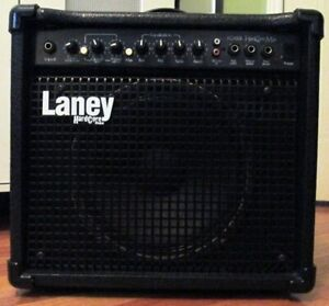 LANEY HCM30R (30 watts) Guitar Amplifier in excellent condition