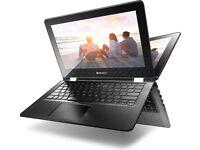 Lenovo Yoga 300,11.6'' Touchscreen 2in1,Laptop/Tablet, 500GB-4GB, intel QuadCore, Msoffice 2016
