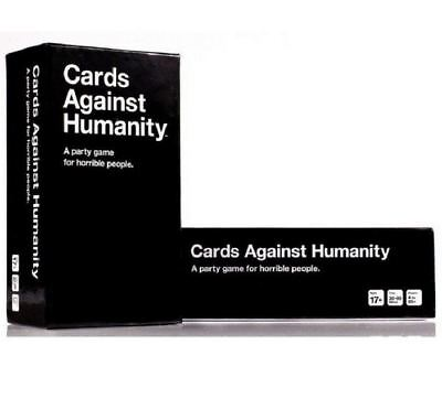 Cards Against Humanity UK Edition Board Card Game Party Dark Humour New SealedUK