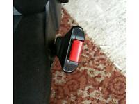 Corsa b seat belt
