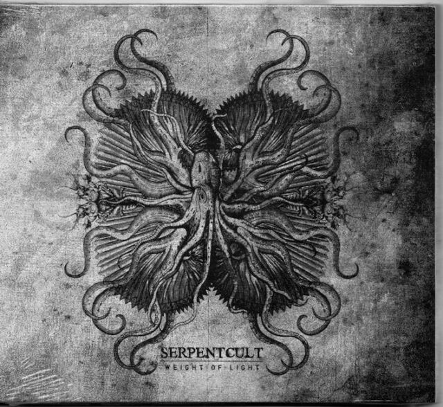 Serpentcult - Weight Of Light CD digipak