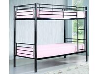 BRAND NEW VANCOUVER BUNK BED FOR SALE SAME/NEXT DAY DELIVERY