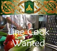 LINE COOK  - Full time,  Year Round