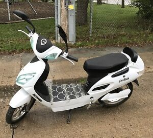 2015 ECOPED PULSE ELECTRIC SCOOTER!!